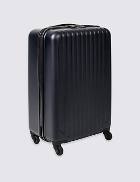 Medium 4 Wheel Hard Suitcase