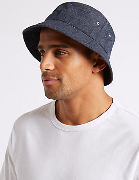 Cotton Rich Fisherman Baseball Cap