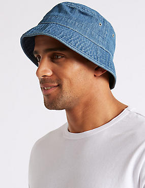 Pure Cotton Fisherman Baseball Cap