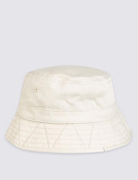 Pure Cotton Fisherman Summer Hat