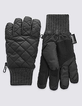 Quilted Gloves with Thinsulate™