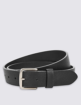 Leather Lined Grain Belt