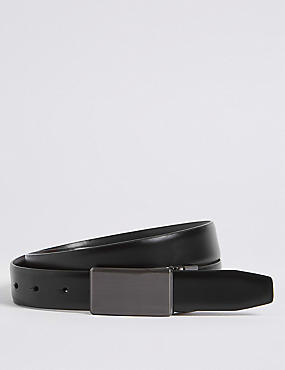 Plaque Reversible Belt