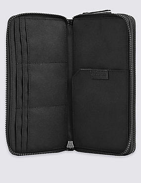 Cordura® Double Travel Wallet with Cardsafe™