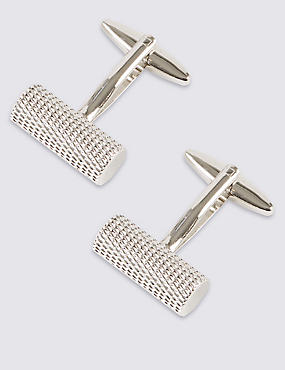 Barrel Shine Cufflinks