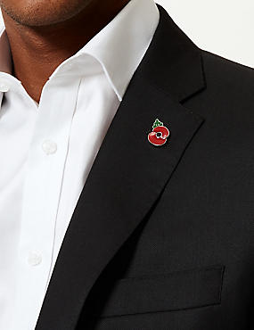 The Poppy® Collection Poppy Lapel Pin