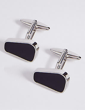 Asymmetric Centre Cufflinks