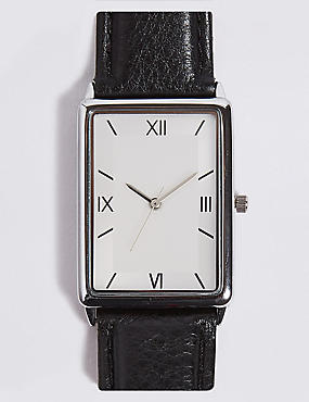 Slim Rectangle Watch