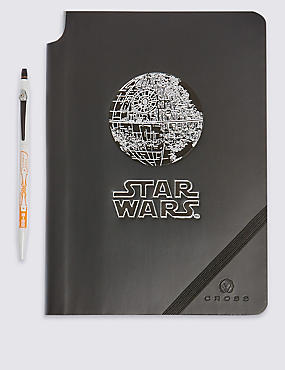 Star Wars™ BB-8™ Clip Pen with Death Star Journal