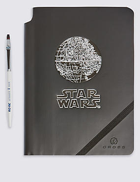 Star Wars™ Cross R2-D2 Clip Pen with Journal