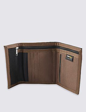 Cordura Trifold Wallet with Cardsafe™