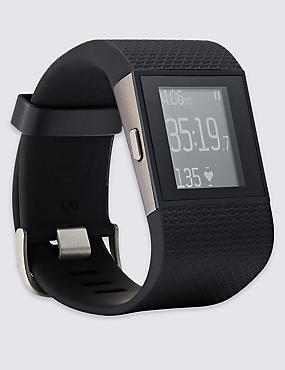 Fitbit Surge Wireless Activity Super Watch (Large)