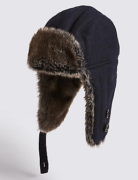 Melton Trapper Hat