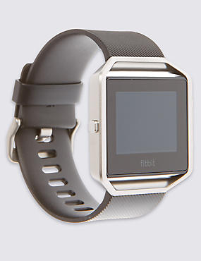 Fitbit Blaze Smart Fitness Watch (Large)