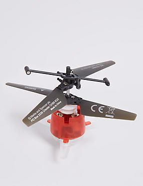 Handheld Firefly Helicopter