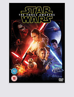 Star Wars™ The Force Awakens DVD