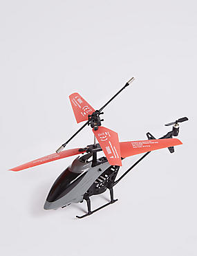Remote Control AI Helicopter
