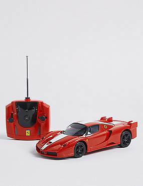 Ferrari Remote Control Car 1:16