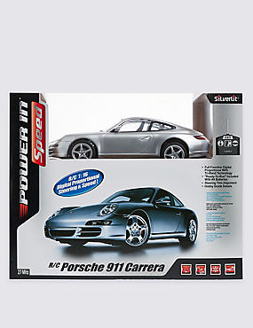 Remote Controlled Porsche 911 Carrera 1:16
