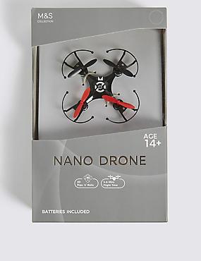 Nano Drone, , catlanding