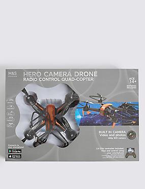 Hero Camera Drone, , catlanding