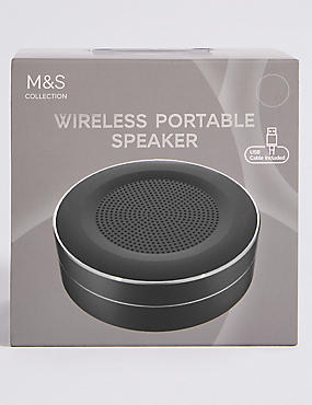 Wireless Portable Speaker, , catlanding