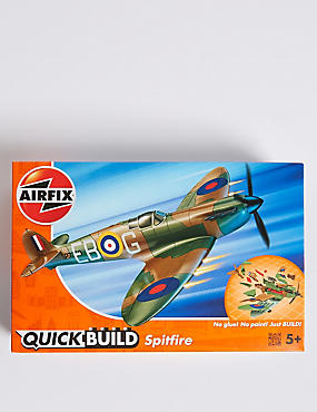 Spitfire Quick Build, , catlanding