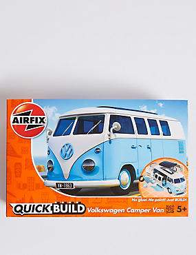 VW Campervan Quick Build, MULTI, catlanding