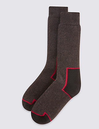 2 Pairs of Freshfeet™ Workwear Socks Clothing