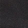 2 Pack Blister Resist Trainer Liner Socks, BLACK, swatch
