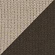 4 Pack Cotton Modal Comfort Socks, LIGHT BROWN, swatch