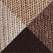 4 Pack Cotton Blend Freshfeet™ Socks, BROWN MARL, swatch