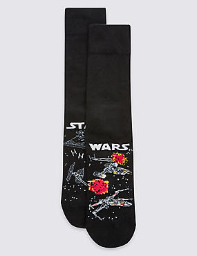 2 Pairs of Star Wars™ Socks