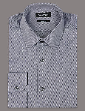 Big & Tall Pure Cotton Tailored Fit Shirt
