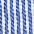 2in Longer Non-Iron Regular Fit Shirt, DARK NAVY MIX, swatch