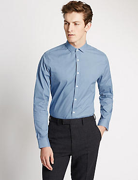 Tailored Fit Easy to Iron Shirt