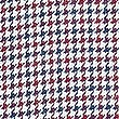 Pure Cotton Regular Fit Shirt with Pocket, DARK RED MIX, swatch