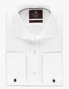 Pure Cotton Non-Iron Shirt