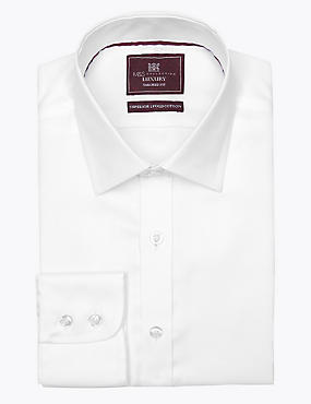 Pure Cotton Easy to Iron Shirt