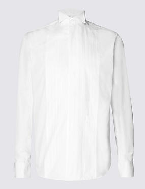2in Longer Outstanding Value Dinner Shirt