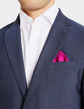 Pure Silk Pocket Square