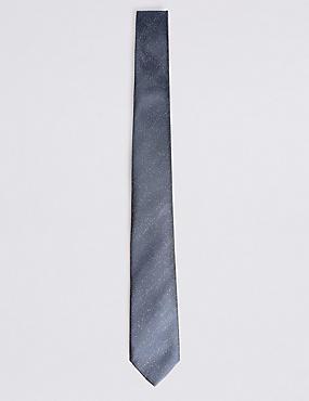 Sparkle Tie, NAVY MIX, catlanding