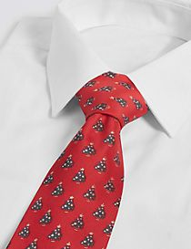 Novelty Christmas Tree Tie