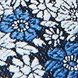 Floral Jacquard Tie, BLUE MIX, swatch
