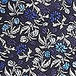 Floral Tie, BLUE MIX, swatch