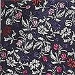 Floral Tie, MAGENTA MIX, swatch