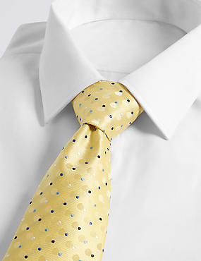 Circle Spotted Tie