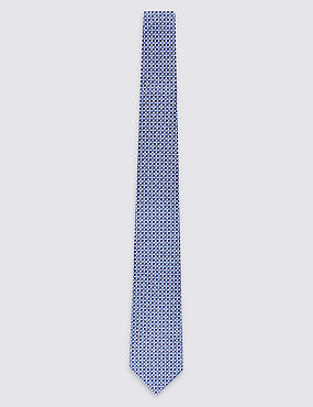 Pure Silk Semi Textured Tie