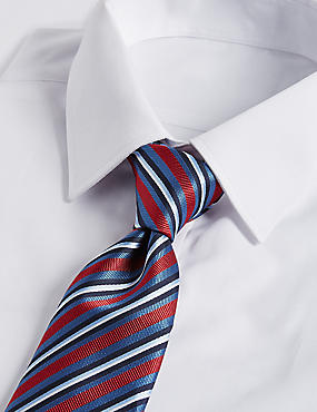 2 Pack Spotted & Striped Tie