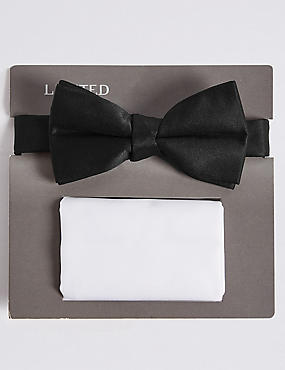 Pocket Bow Tie